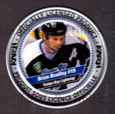 1998-99 Katch Silver #133 Brian Bradley