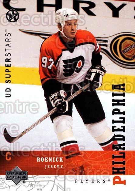 2002-03 UD SuperStars #190 Jeremy Roenick