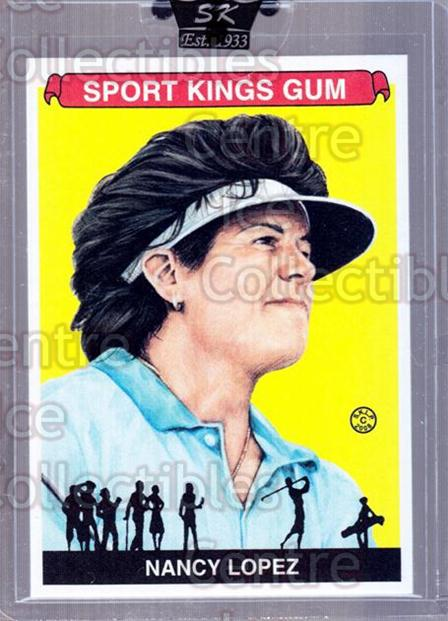 2008 Sportkings #73 Nancy Lopez
