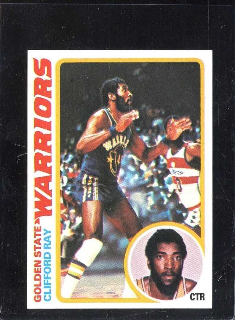 1978 TOPPS 131 CLIFFORD RAY VG VGEX LITE CREASES A8881