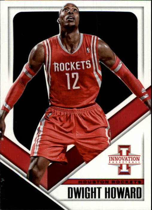2013-14 Innovation Purple #70 Dwight Howard