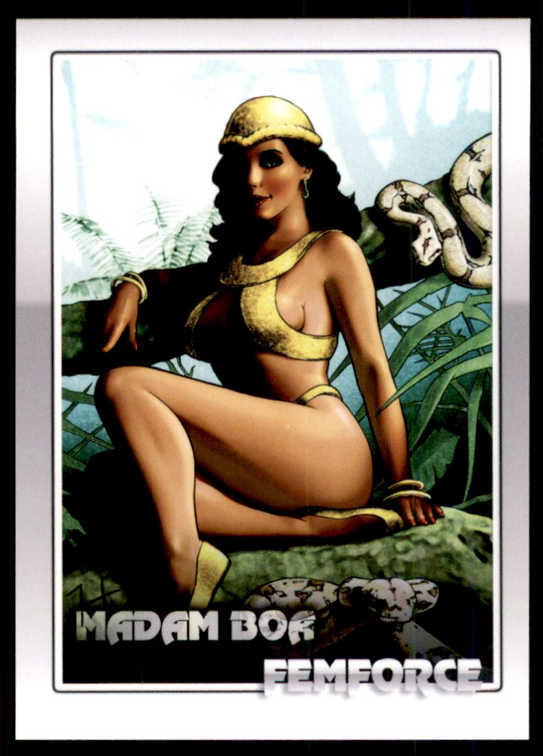 2011 FemForce #22 Madam Boa