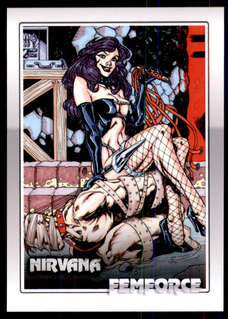 2011 FemForce #34 Nirvana
