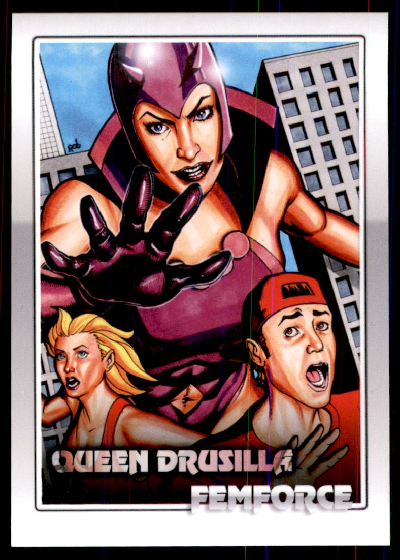 2011 FemForce #39 Queen Drusilla