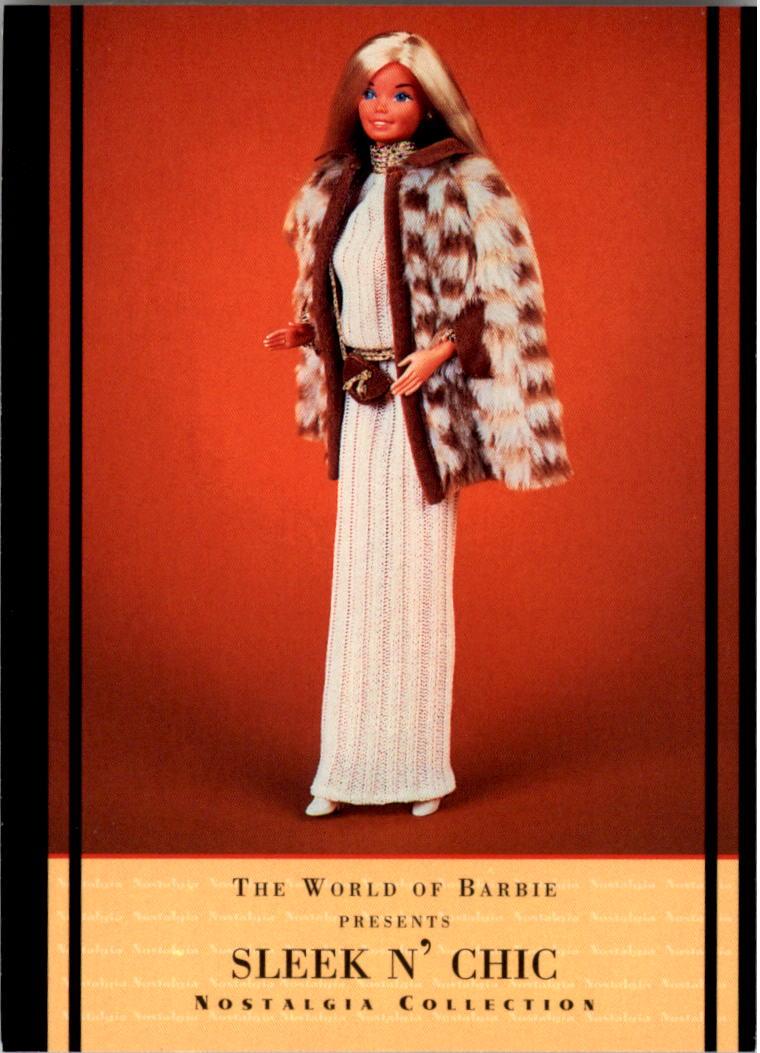 1997 World of Barbie #27 Sleek n' Chic