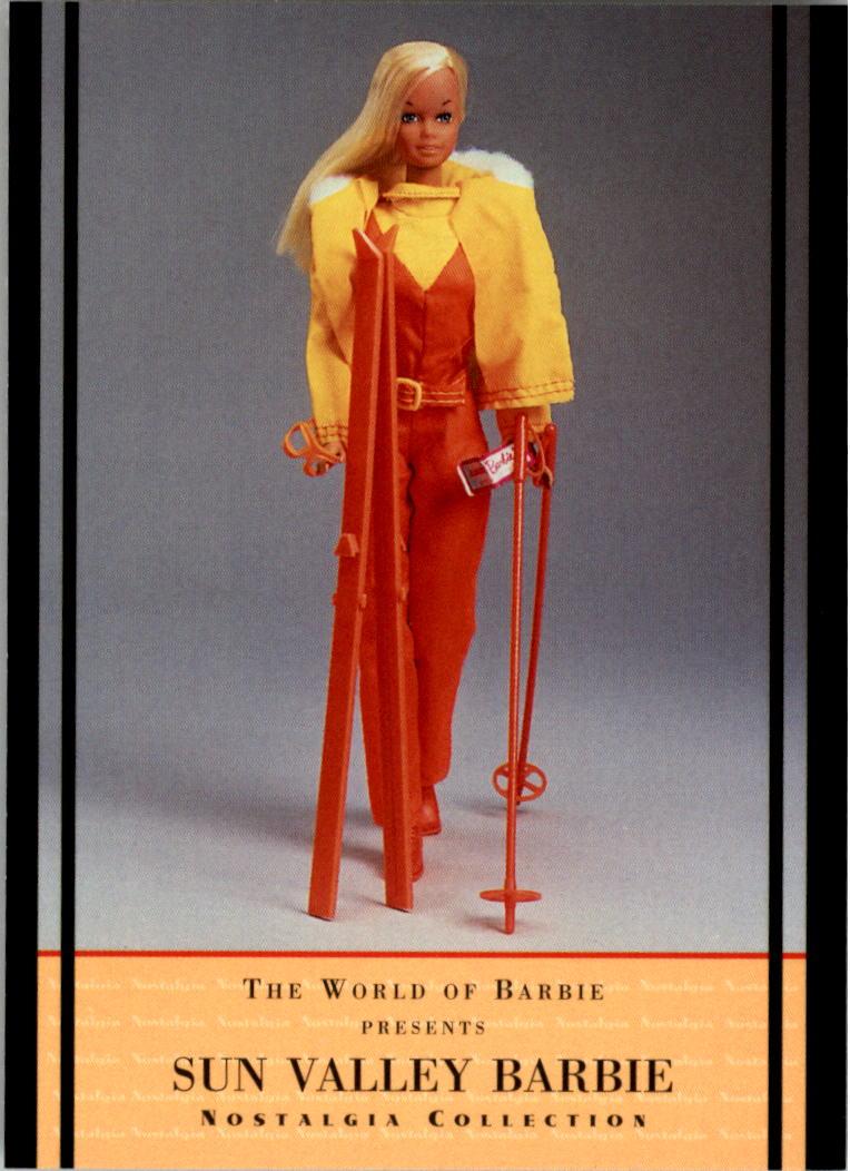 1997 World of Barbie #35 Sun Valley Barbie
