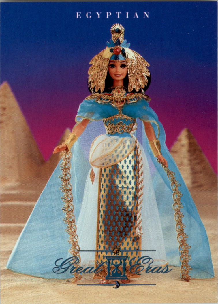 1997 World of Barbie #80 Egyptian