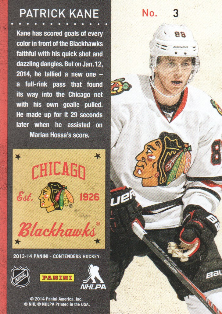 2013-14-Panini-Contenders-Hockey-Cards-Pick-From-List thumbnail 7