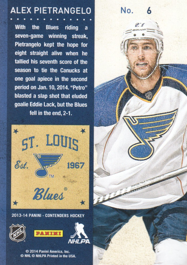 2013-14-Panini-Contenders-Hockey-Cards-Pick-From-List thumbnail 13