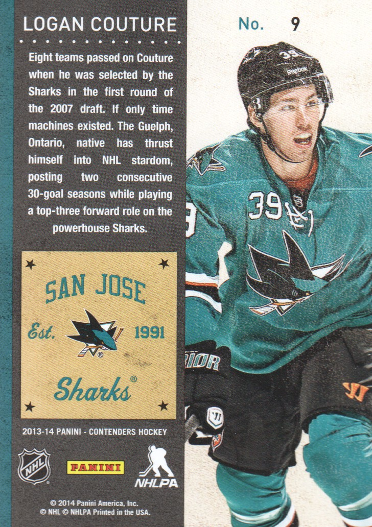 2013-14-Panini-Contenders-Hockey-Cards-Pick-From-List thumbnail 19