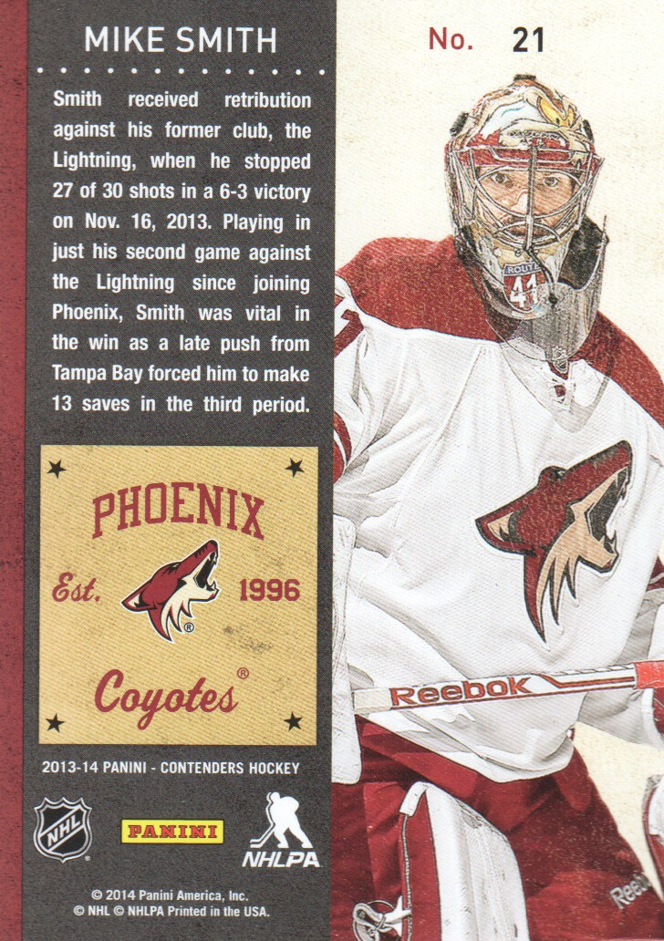 2013-14-Panini-Contenders-Hockey-Cards-Pick-From-List thumbnail 43