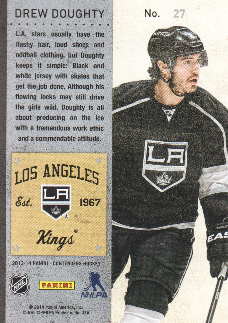 2013-14-Panini-Contenders-Hockey-Cards-Pick-From-List thumbnail 55