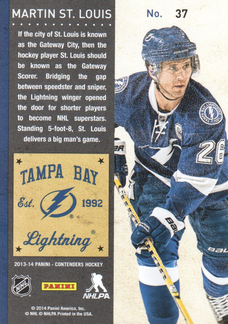 2013-14-Panini-Contenders-Hockey-Cards-Pick-From-List thumbnail 75