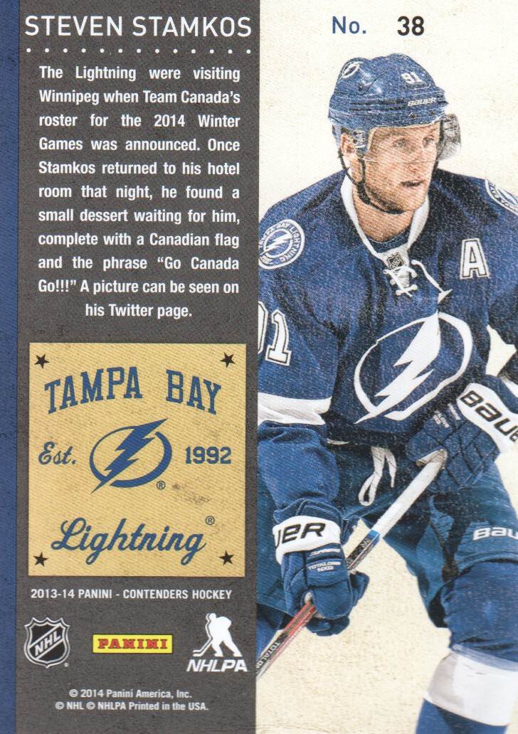 2013-14-Panini-Contenders-Hockey-Cards-Pick-From-List thumbnail 77