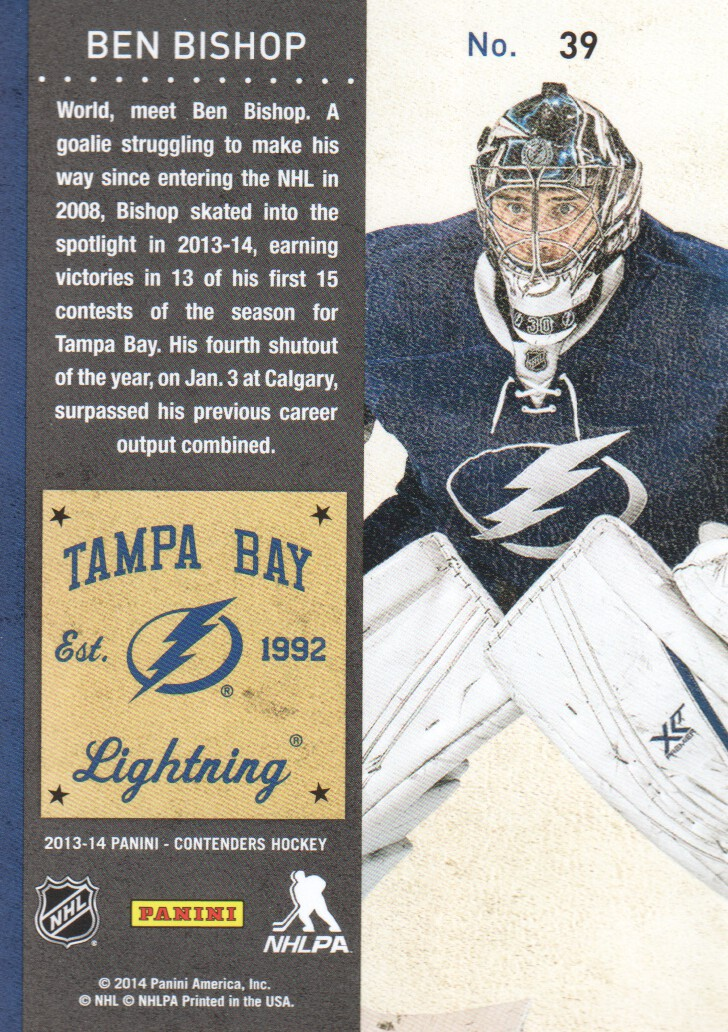 2013-14-Panini-Contenders-Hockey-Cards-Pick-From-List thumbnail 79
