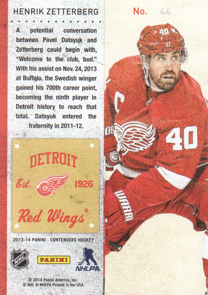 2013-14-Panini-Contenders-Hockey-Cards-Pick-From-List thumbnail 89