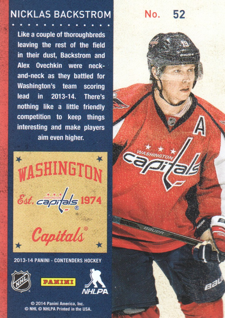 2013-14-Panini-Contenders-Hockey-Cards-Pick-From-List thumbnail 105