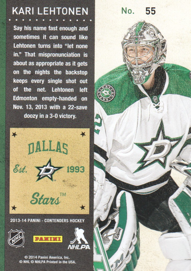 2013-14-Panini-Contenders-Hockey-Cards-Pick-From-List thumbnail 111
