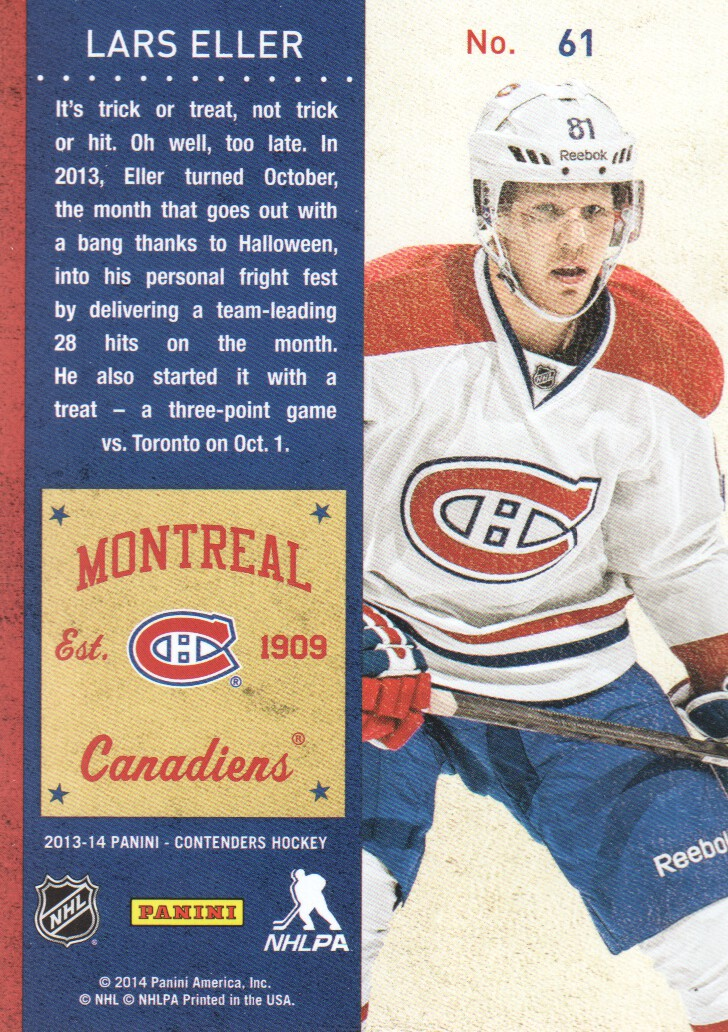 2013-14-Panini-Contenders-Hockey-Cards-Pick-From-List thumbnail 123