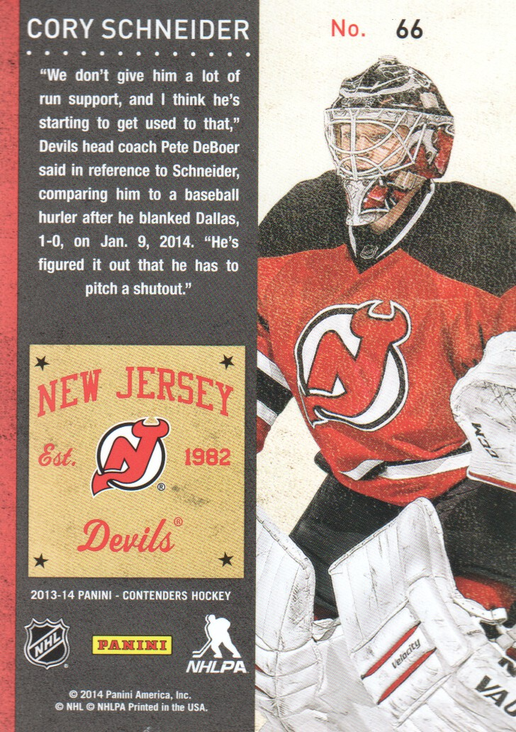 2013-14-Panini-Contenders-Hockey-Cards-Pick-From-List thumbnail 133