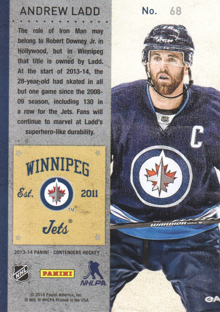 2013-14-Panini-Contenders-Hockey-Cards-Pick-From-List thumbnail 137