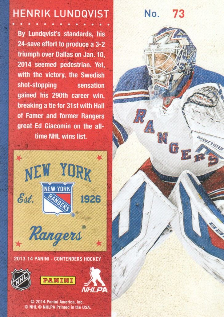 2013-14-Panini-Contenders-Hockey-Cards-Pick-From-List thumbnail 147