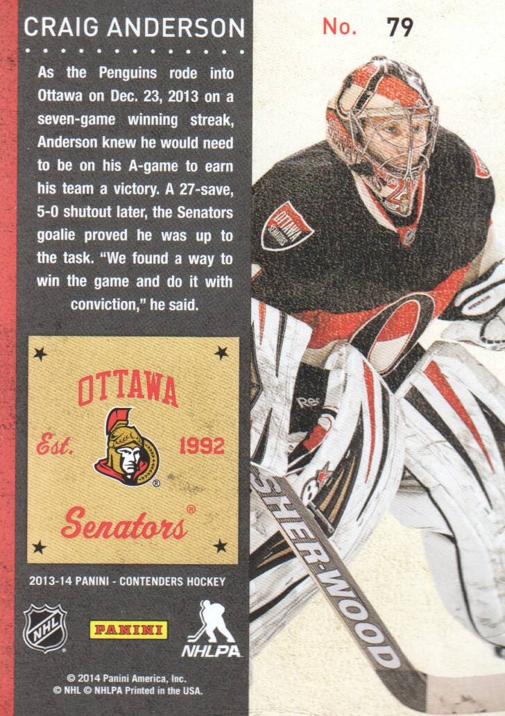 2013-14-Panini-Contenders-Hockey-Cards-Pick-From-List thumbnail 159