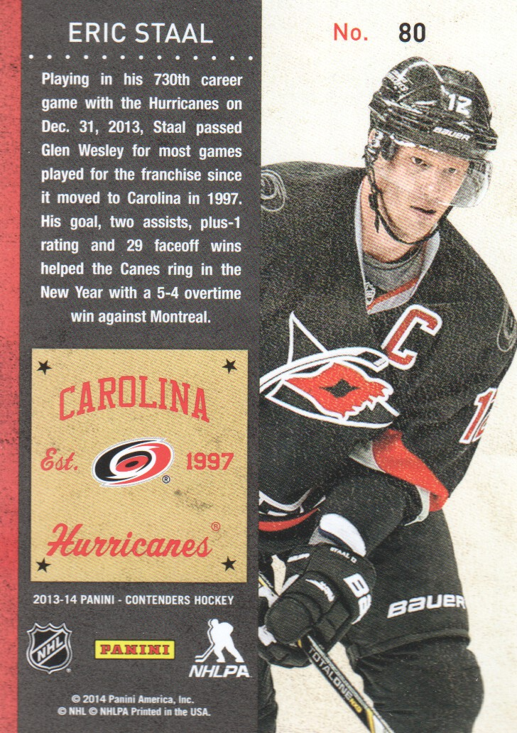 2013-14-Panini-Contenders-Hockey-Cards-Pick-From-List thumbnail 161