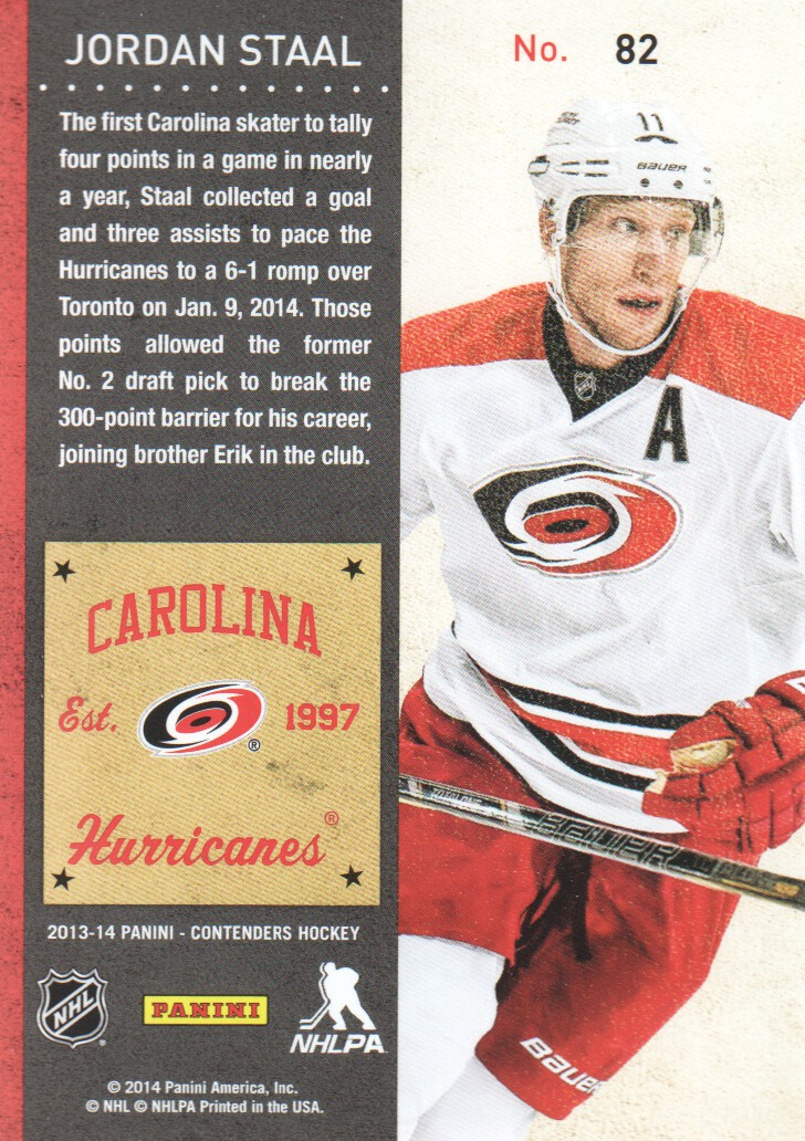 2013-14-Panini-Contenders-Hockey-Cards-Pick-From-List thumbnail 165