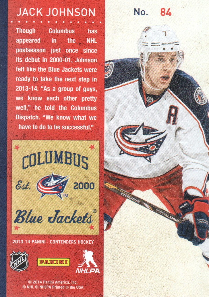 2013-14-Panini-Contenders-Hockey-Cards-Pick-From-List thumbnail 169