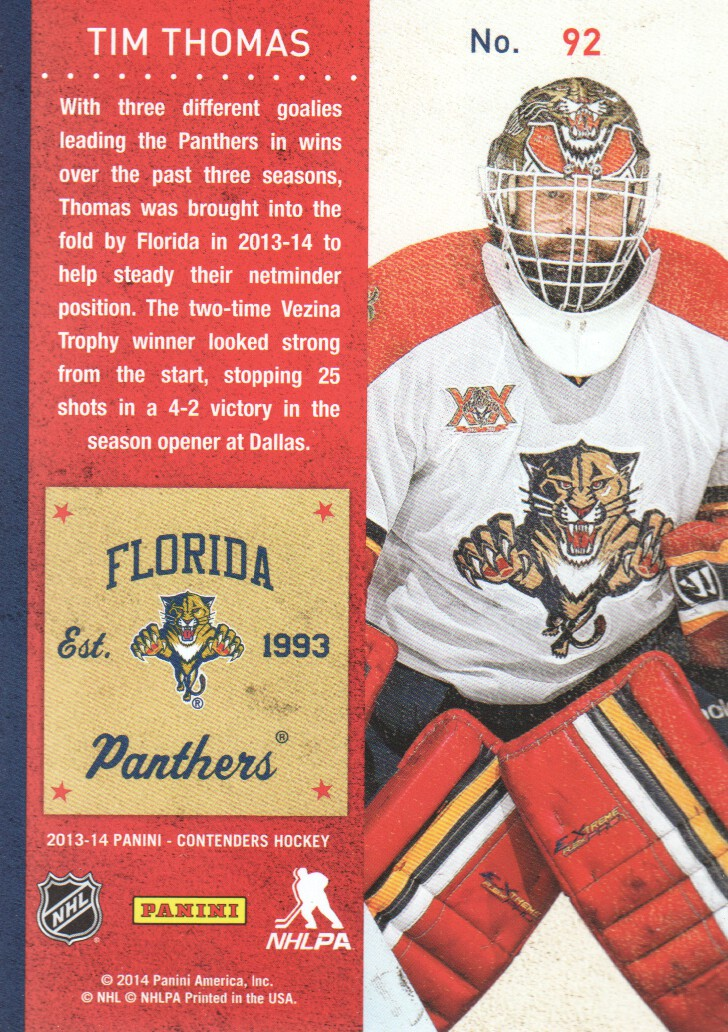 2013-14-Panini-Contenders-Hockey-Cards-Pick-From-List thumbnail 185