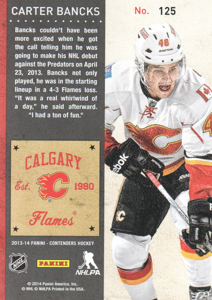 2013-14-Panini-Contenders-Hockey-Cards-Pick-From-List thumbnail 215