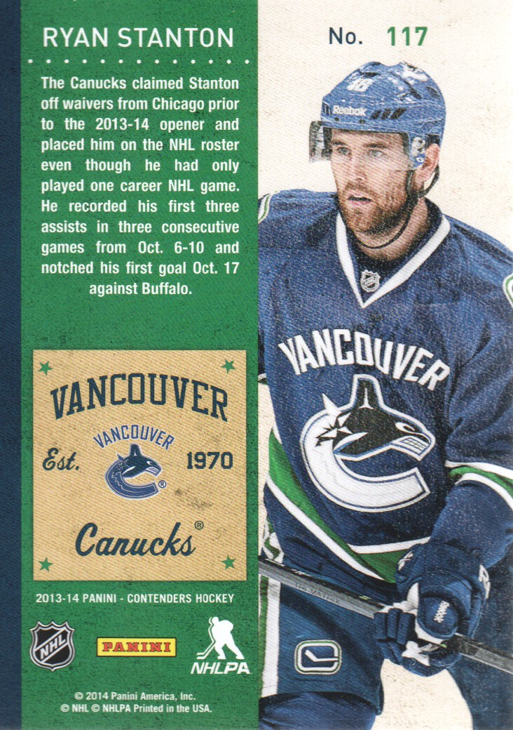2013-14-Panini-Contenders-Hockey-Cards-Pick-From-List thumbnail 213
