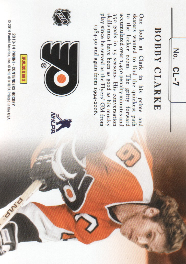 2013-14-Panini-Contenders-Insert-Hockey-Cards-Pick-From-List thumbnail 23