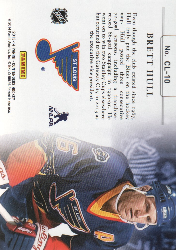 2013-14-Panini-Contenders-Insert-Hockey-Cards-Pick-From-List thumbnail 25