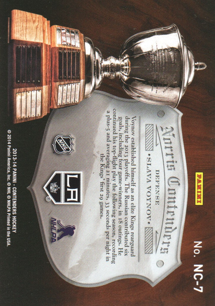 2013-14-Panini-Contenders-Insert-Hockey-Cards-Pick-From-List thumbnail 37