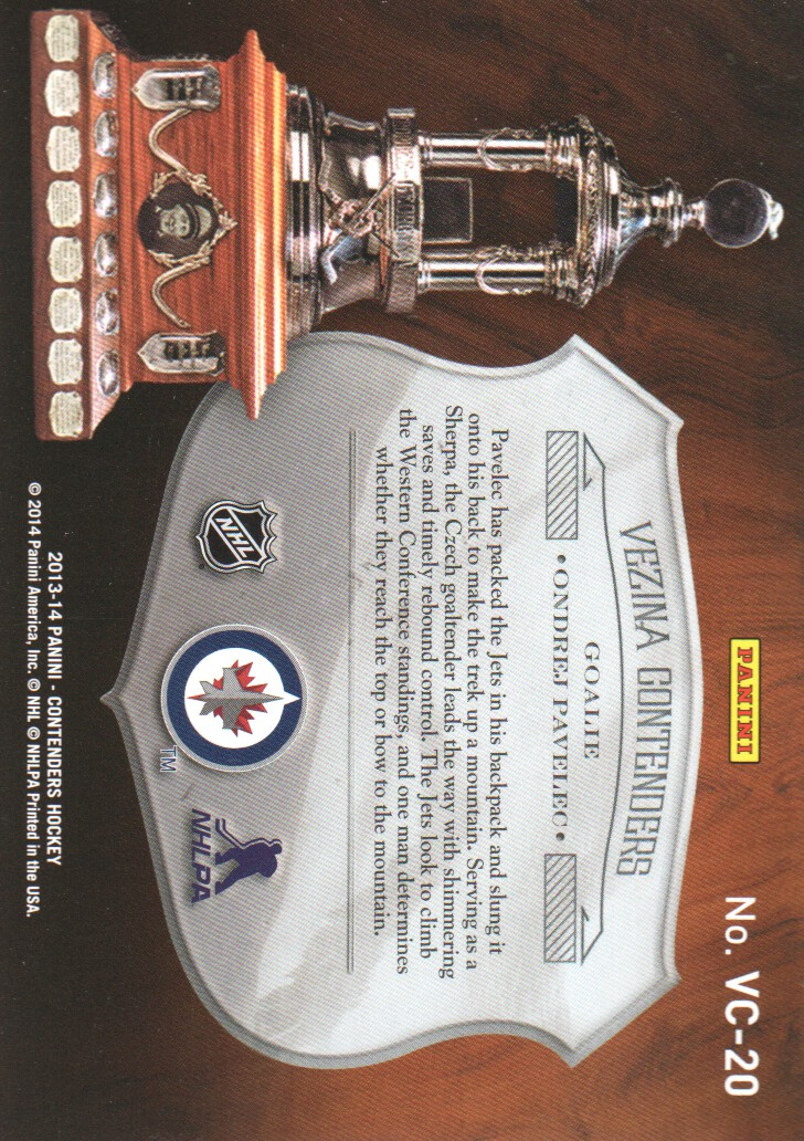 2013-14-Panini-Contenders-Insert-Hockey-Cards-Pick-From-List thumbnail 67