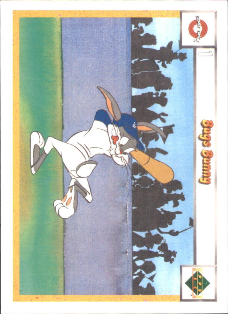1990 Upper Deck Comic Ball 1 Bugs Bunny Nm Mt