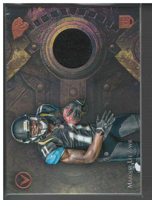 2014 Topps Valor Patches #VPML Marqise Lee