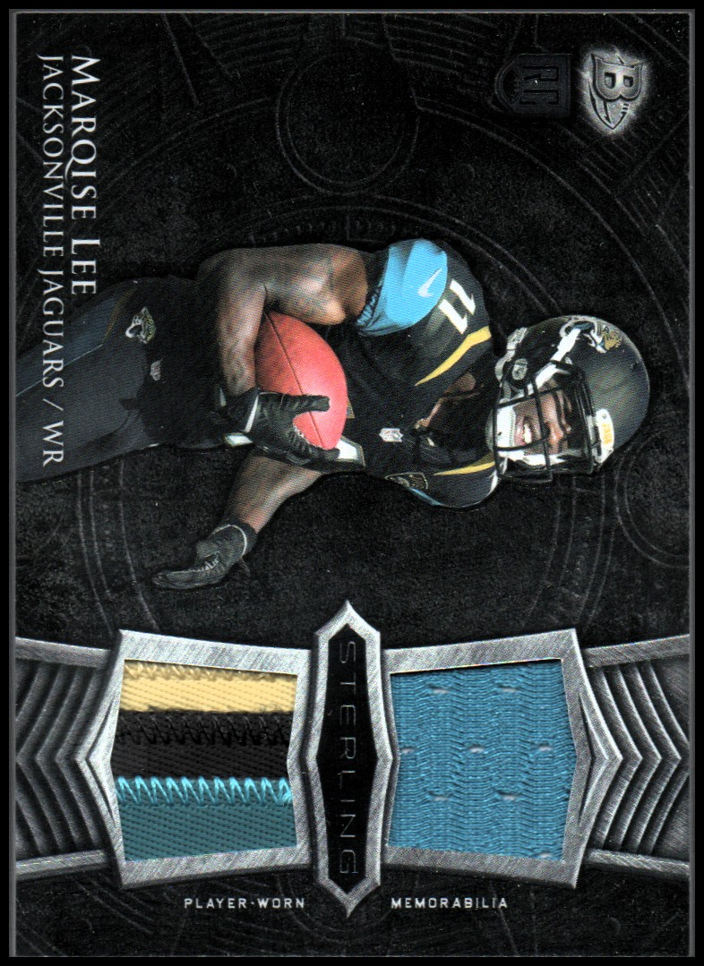 2014 Bowman Sterling Relics #BSRDRML Marqise Lee