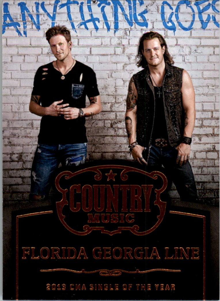 2015 Country Music Award Winners #1 Florida Georgia Line