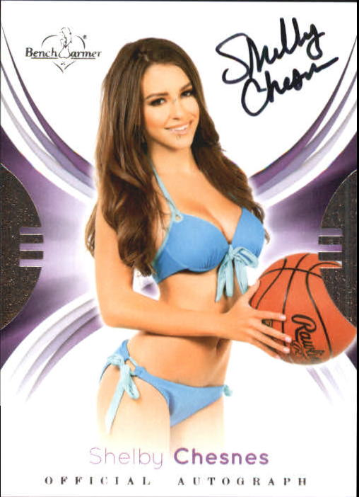 2015 BENCHWARMER BOOT CAMP #4 SHELBY CHESNES