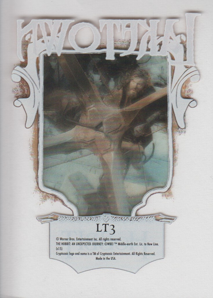 2015-The-Hobbit-Desolation-of-Smaug-Lake-town-Trading-Cards-Pick-From-List miniature 7