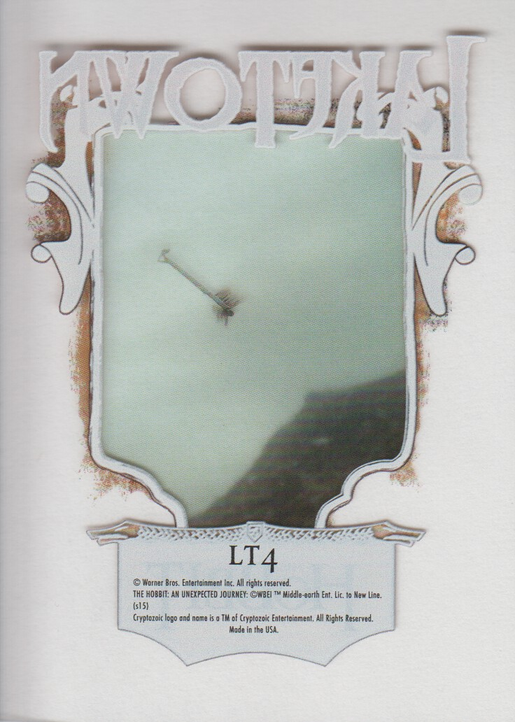 2015-The-Hobbit-Desolation-of-Smaug-Lake-town-Trading-Cards-Pick-From-List miniature 9