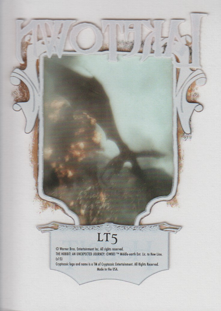 2015-The-Hobbit-Desolation-of-Smaug-Lake-town-Trading-Cards-Pick-From-List miniature 11