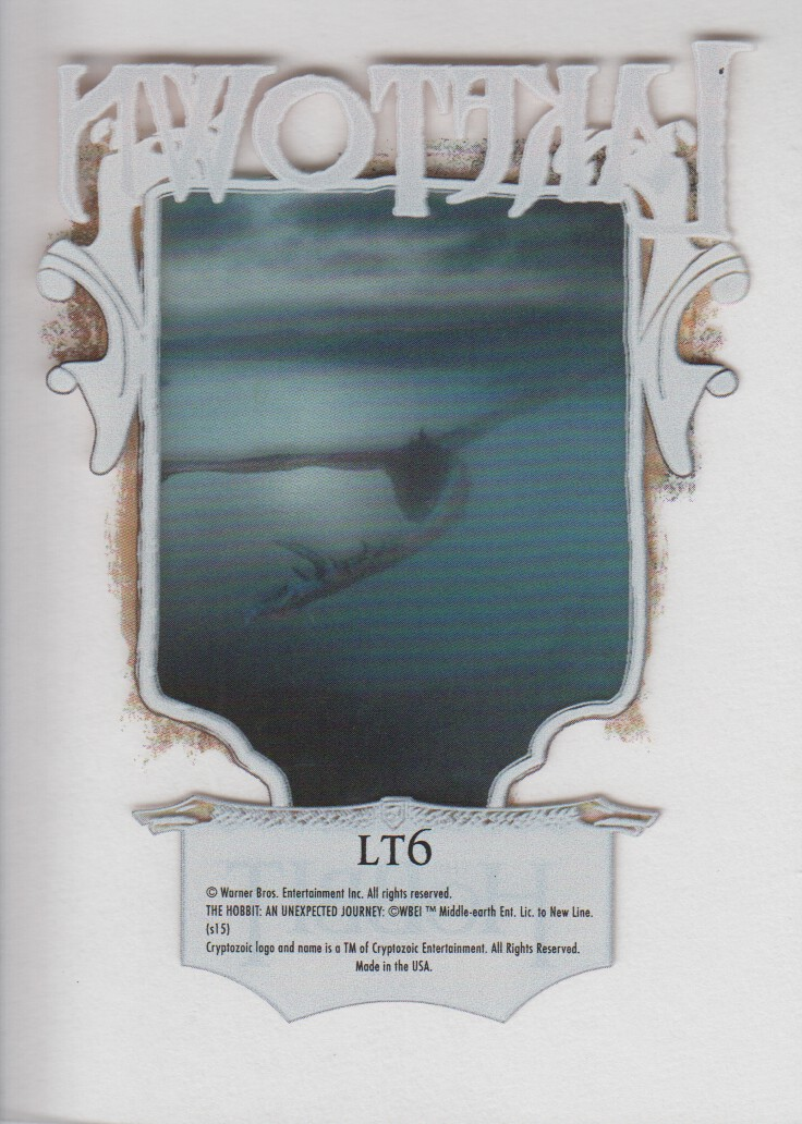 2015-The-Hobbit-Desolation-of-Smaug-Lake-town-Trading-Cards-Pick-From-List miniature 13