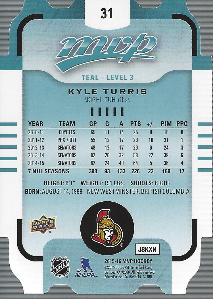 2015-16-Upper-Deck-MVP-Colors-and-Contours-Hockey-Card-Pick