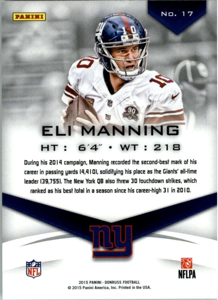 2015-Donruss-Elite-Inserts-Football-Card-Pick thumbnail 35