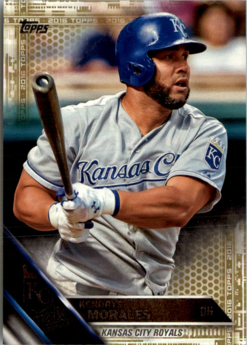 2016 Topps Gold #70 Kendrys Morales