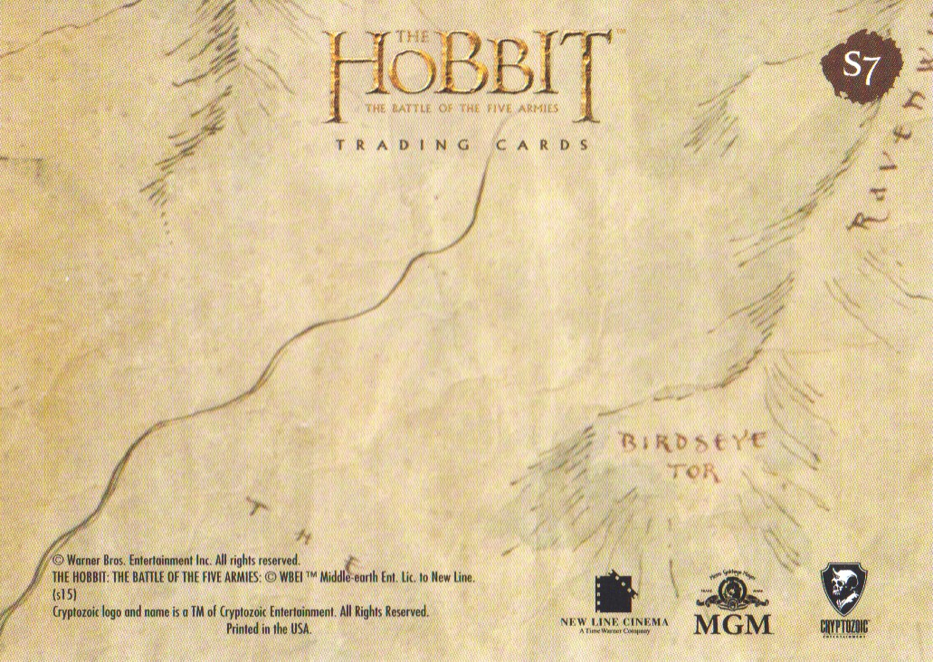2016-The-Hobbit-Battle-of-the-Five-Armies-Cryptomium-Smaug-Puzzle-Pick-From-List miniature 13